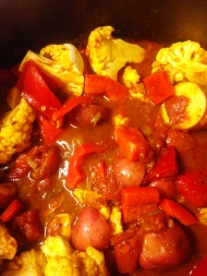 vindaloo cooking